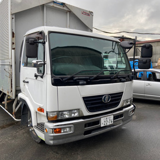 UDトラック 4トン ウィング - 四日市市
