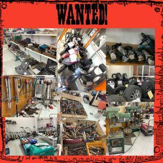 買います、売ります。工具市場愛知川店