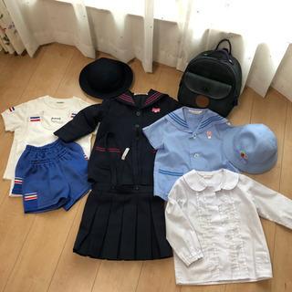 リズム幼稚園 保育園 女の子 園服 制服 体操服 通園鞄