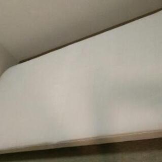 シングルベッド マットレス台