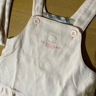 Burberry バーバリー 80 ベビー服 - 子供用品