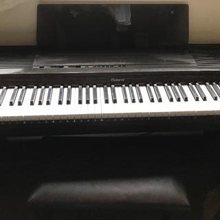 ジャンク ローランド デジタルピアノ HP-800
