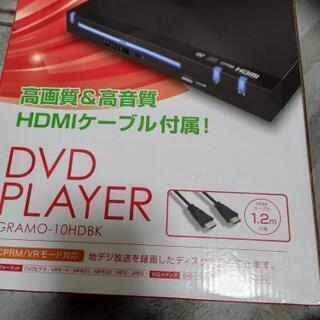 DVDプレーヤー中古品