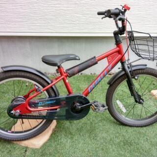 18インチ キッズ自転車