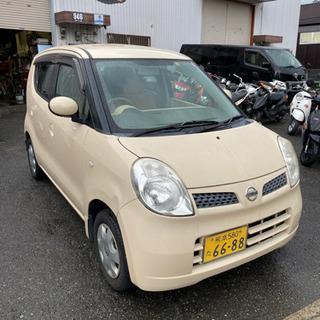 日産 モコ 軽自動車 車検令和2年12月 実動 福岡市南区