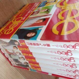 ★未使用★gleeシーズン1 DVDコレクターズBOX