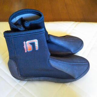 ブーツ 保温ブーツ ファスナー付き 23cm 10000円以上の品!