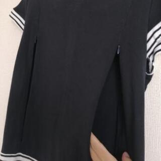 授乳服 マタニティ ワンピース 産前産後服