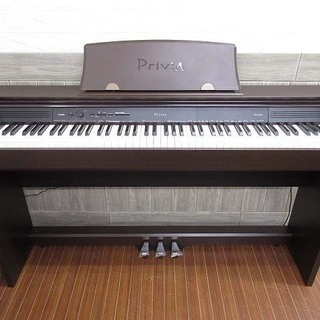 ss1323 カシオ 電子ピアノ プリビア PX-760 オーク...