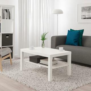 【受渡者決定】IKEA テーブル 白 美品