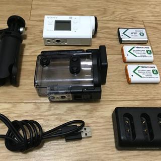 【終了】SONY アクションカメラ AS300