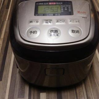IH 炊飯器 炊飯ジャー 5.5合炊き タイガー 2011年製