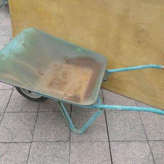 ■配達可■一輪運搬車 ネコ車 ねこ 猫 台車 手押し車 土木 工...