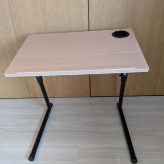 折りたたみ 昇降式テーブル