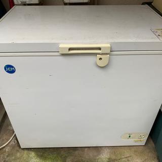 大型冷凍庫 (屋外使用、イベント使用)
