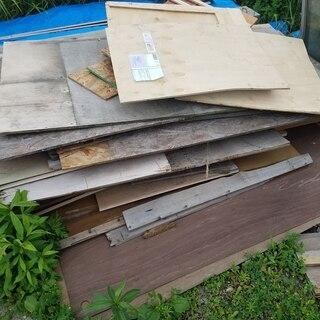 廃材 木材 板 OSB コンパネなど