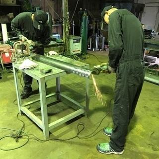 配管工・鍛冶・製管の従業員募集!御祝い金あり