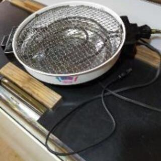 焼き物 焼き 焼く 網焼き台 ホットプレート
