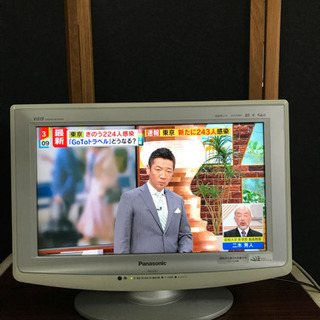 💐Panasonic 20009年製VIERA 液晶TV TH-...