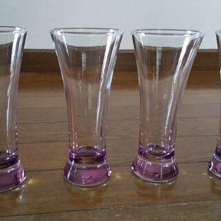 グラス4個セット