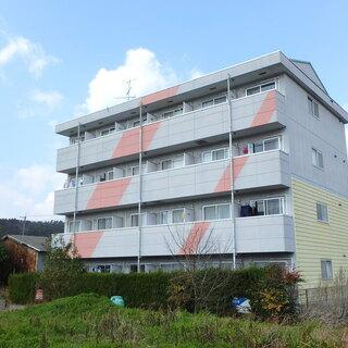 山県市高富 1Kマンション 家賃2.5万 ラセール・ミスⅡ イン...
