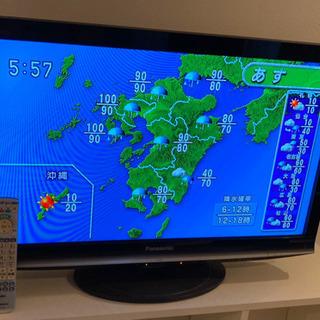 【パナソニック】録画機能付き32型 VIERA TH-L32R1