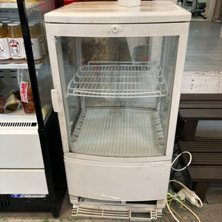 譲ります。業務用冷蔵庫ショーケース