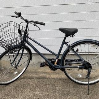 【ほぼ新品】自転車 26インチ