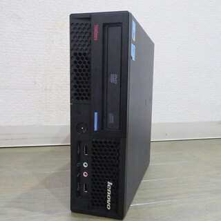 小型デスクトップパソコン Lenovo ThinkCentre ...