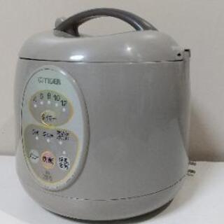TIGER タイガー 炊飯器 0.54L JAP-A550