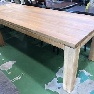 伸長式 特大 ダイニングテーブル