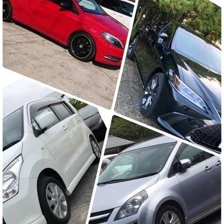 多走行車・低年式車・事故現状車・買取致します。 CarサポートK...