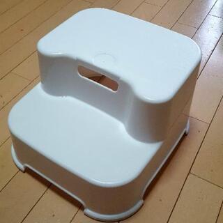 ✨踏み台✨幼児が洗面所を使うときの必需品✨