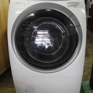 2012年製 パナソニック ドラム式電気洗濯乾燥機 NA-V17...