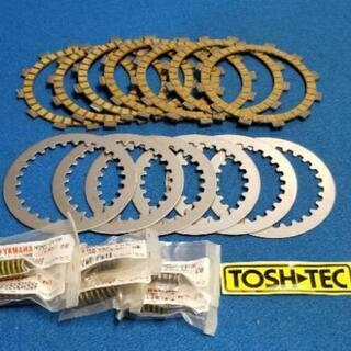 RZに。未使用TOSH-TEC強化クラッチKIT