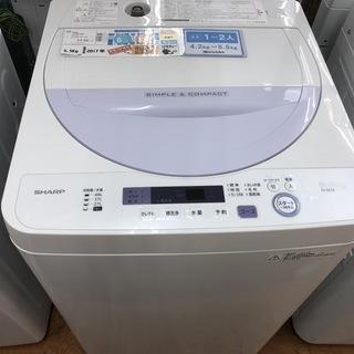 洗濯機 SHARP 2017年 5.0kg ES-GE5A