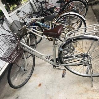 中古自転車 3段変速