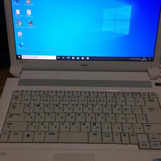 Windows10 ノートパソコン お譲りします