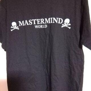 master mind japan Tシャツ 黒 値段交渉可