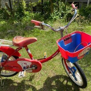 子供自転車16インチ