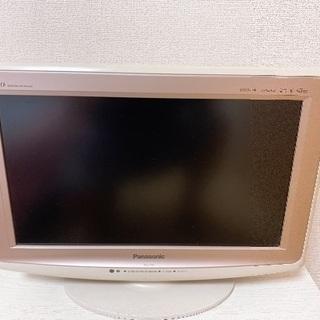 VIERA 17インチ テレビ