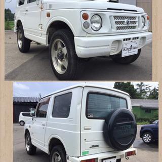 ★ジムニー  HA  4WD  MT  4ナンバー  2人乗り★