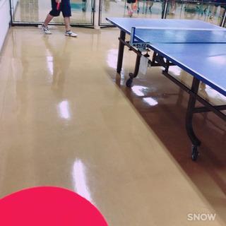 出張卓球教室