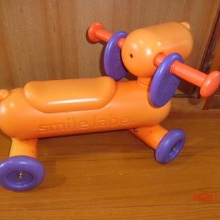 幼児用4輪車