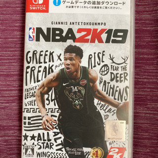 Switch NBA2K19