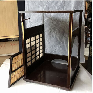 c759 吉野棚 棚 組み立て式 茶道具