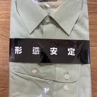 新品未使用☆形態安定シャツM 長袖