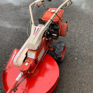 自走草刈り機