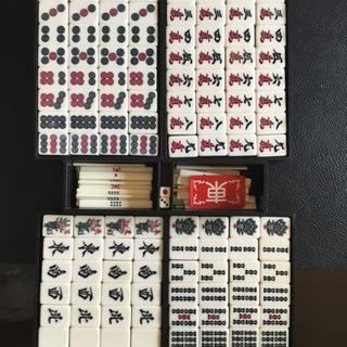 麻雀牌セット
