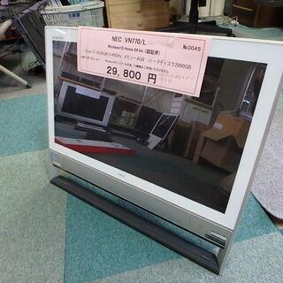 パソコン 一体型 ☆NEC VN770/L Core i7…